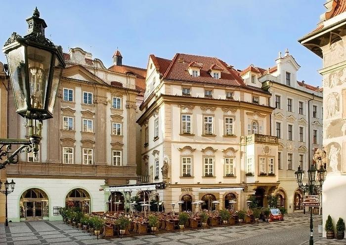 Отели в Чехии