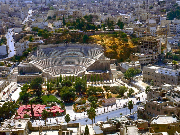 Лучшие места в Иордании