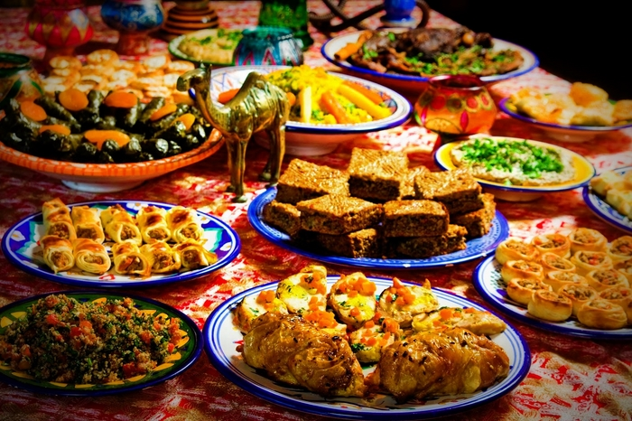 Иорданская кухня
