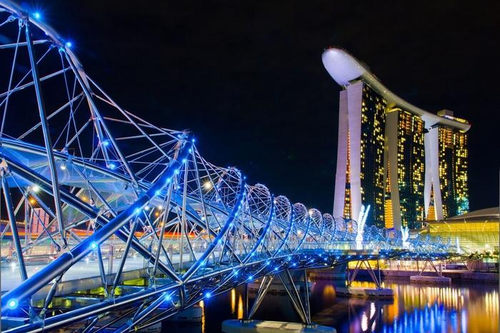 Лучшие места в Сингапуре