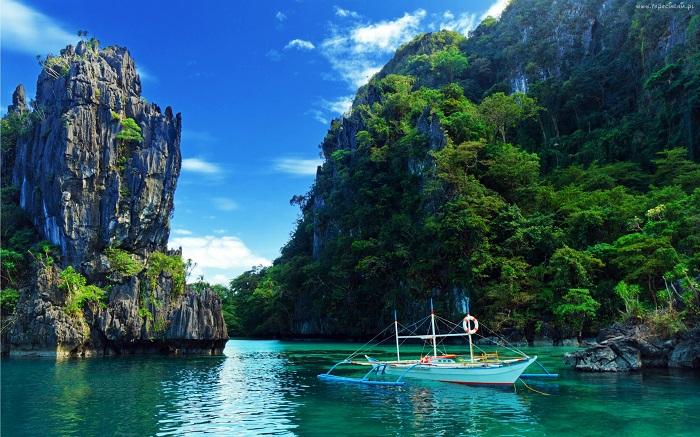 Основные сведения о Филиппинах