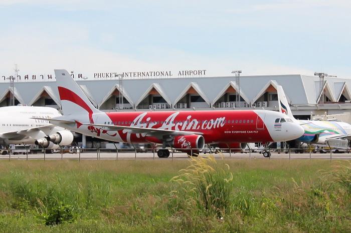 Как добраться до города из аэропорта Пхукета?