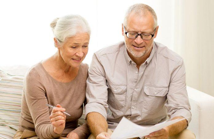 пенсия для пенсионеров ушедшие в 2017 основных