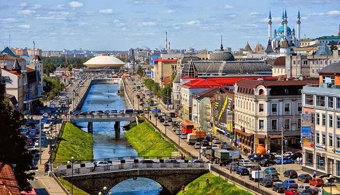 Лучшие места Казани