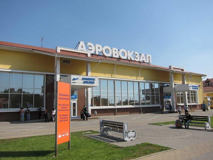Краснодарский аэровокзал