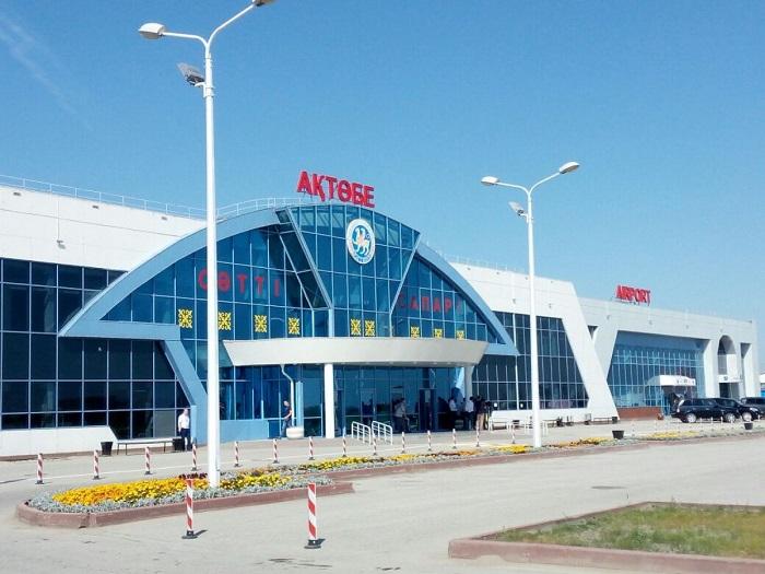 Международный аэровокзал города Актобе