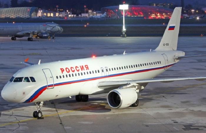 Немного об авиакомпании «Россия»