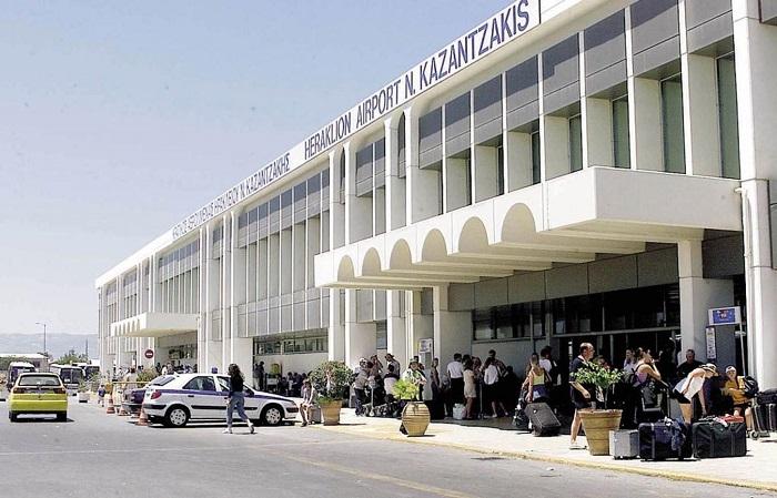Главный аэропорт Ираклиона