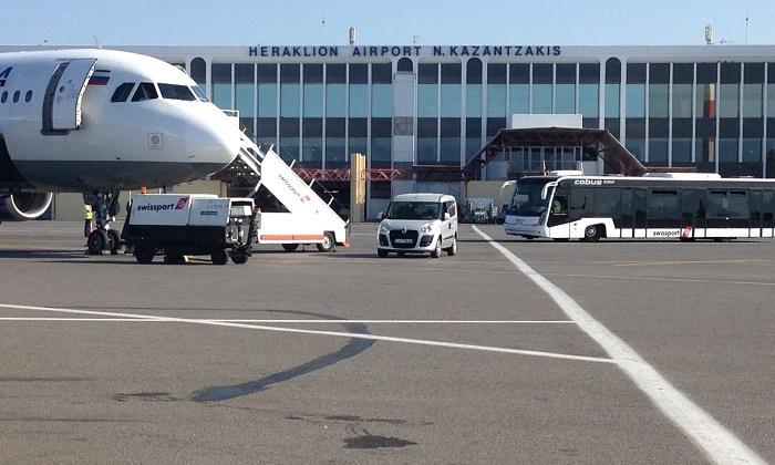 Название аэропорта Крита