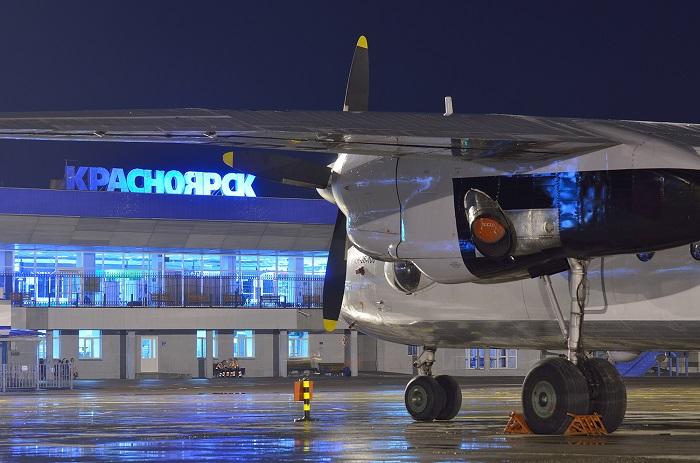 Стоимость билета на самолет Красноярск-Сочи