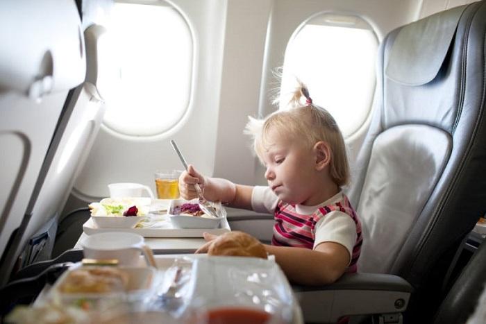 Сколько стоит детский билет на самолет?