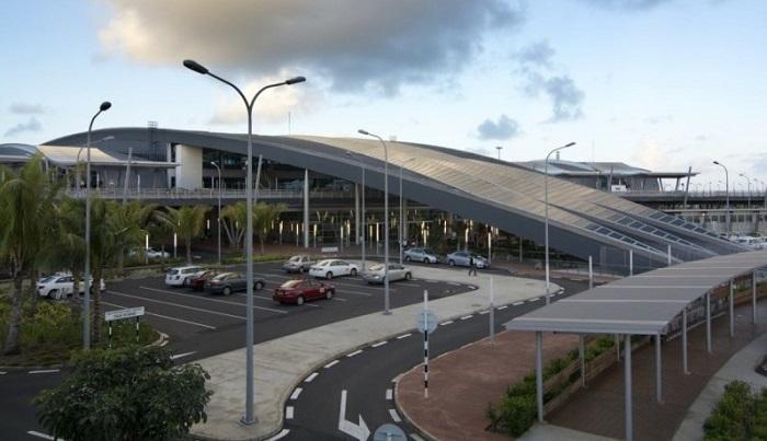 Сообщение аэропорта с островом