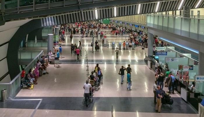 Современное функционирование аэропорта