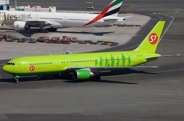Акции от авиакомпаний