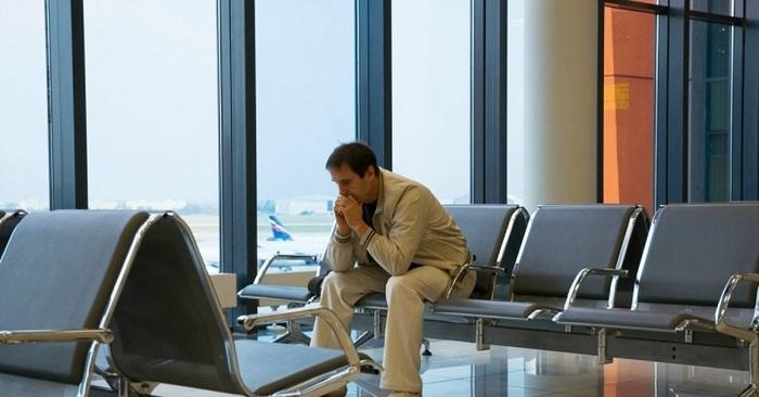 Потеря документа после авиаперелета