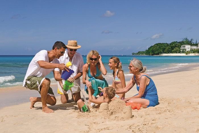 Пляжные курорты для отдыхающих с детьми
