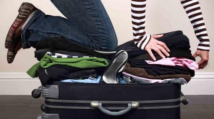 Правила комплектации багажа