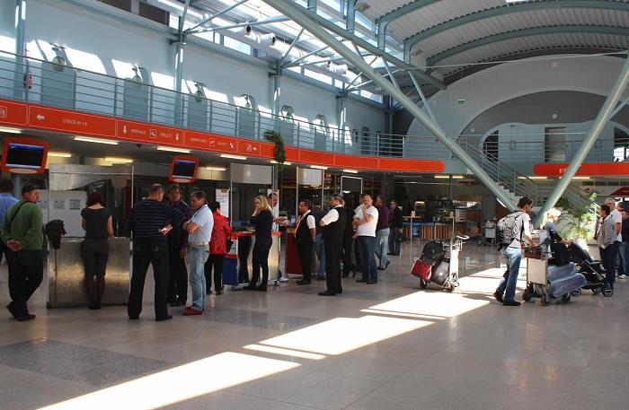 Процедура регистрации перед авиавылетом