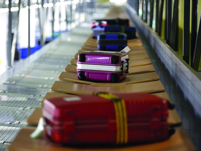 Система учета багажа по количественному показателю