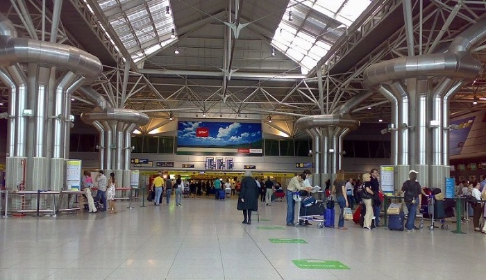 Список услуг аэровокзала Лиссабона