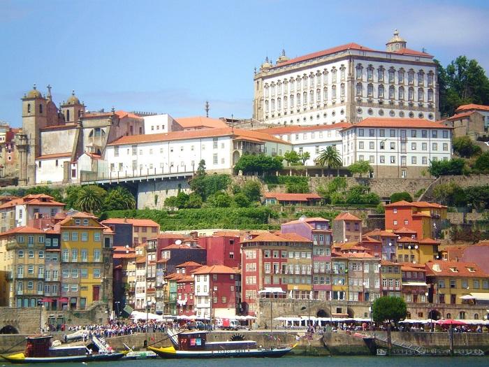 Сведения о Португалии