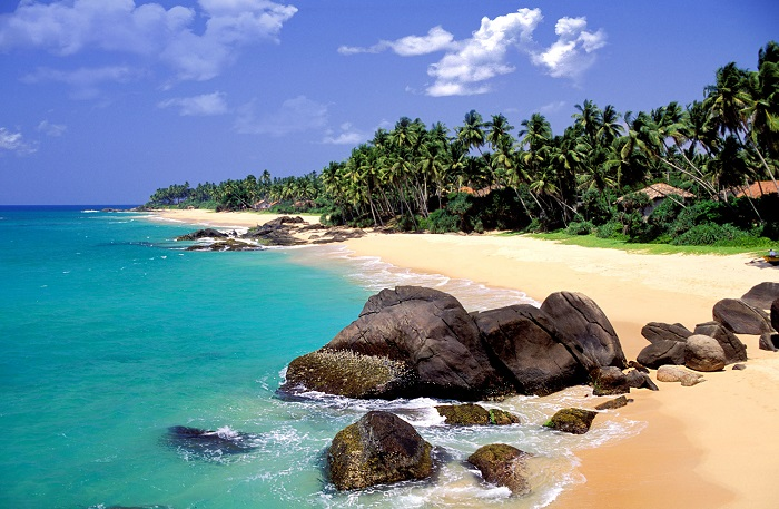Туристические сезоны на острове Шри-Ланка