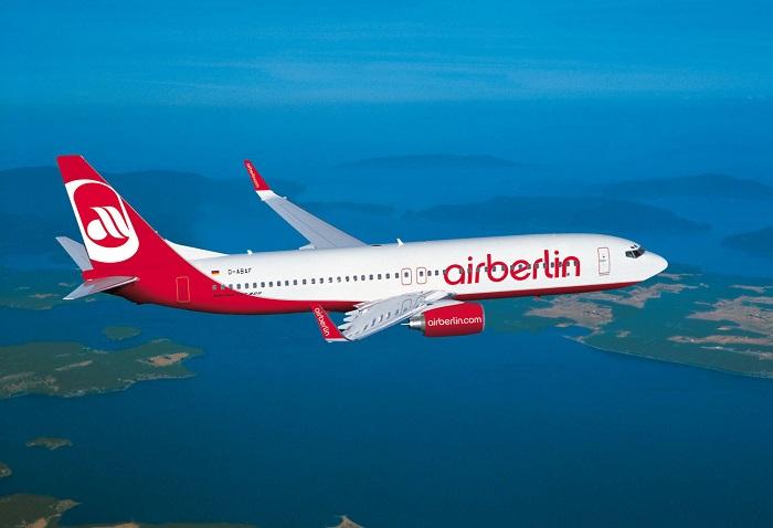 Условия авиакомпании Air Berlin