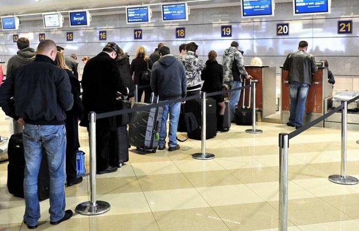 Утеря документа на посадку после регистрации и контроля