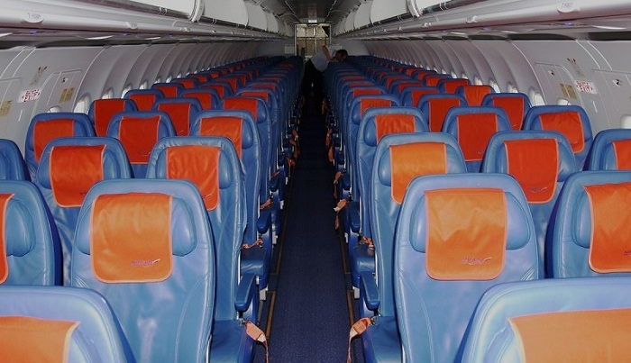 Комфортные условия авиаперелета