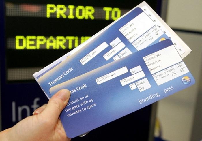 Где можно найти билет на чартерный рейс