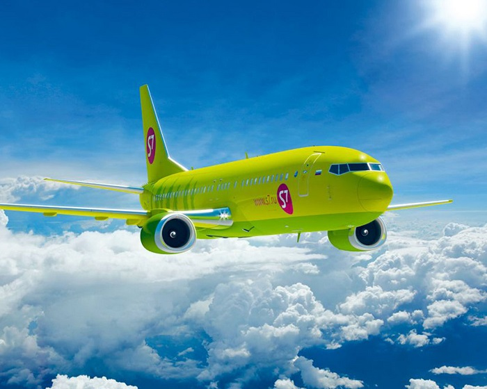 «S7 Airlines»