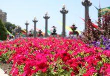 Цветущая Анапа
