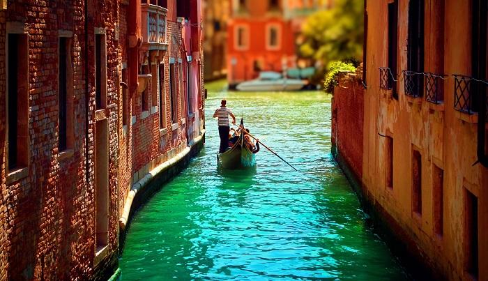 Лучшие места в Венеции