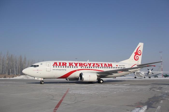 Время перелета и цена авиабилета Москва – Бишкек