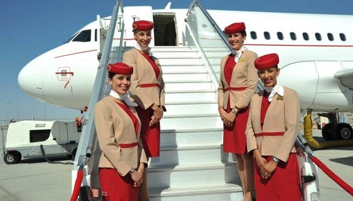 Совершенный парк самолетов авиакомпании Emirates