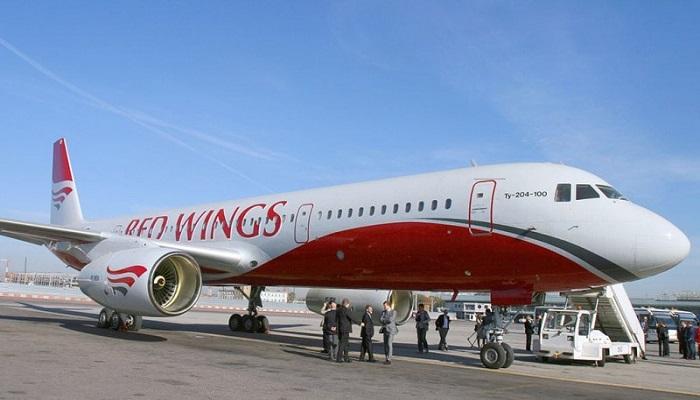 Авиакомпания «Ред Вингс» - самый яркий и заметный перевозчик