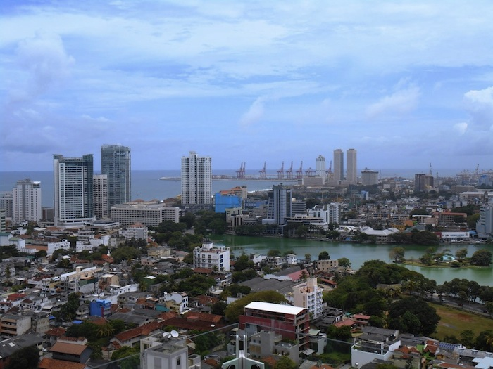Длительность полета Уфа – Шри-Ланка