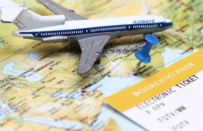 Как найти и забронировать билет на самолет