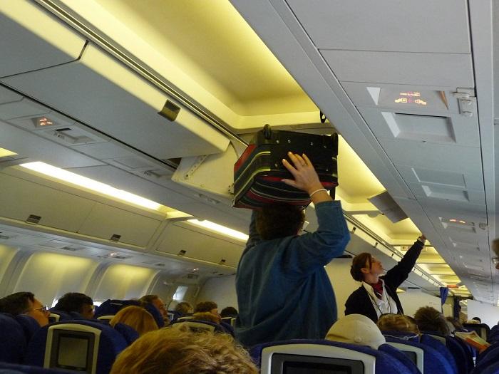 Нормы перевозки ручной клади и багажа