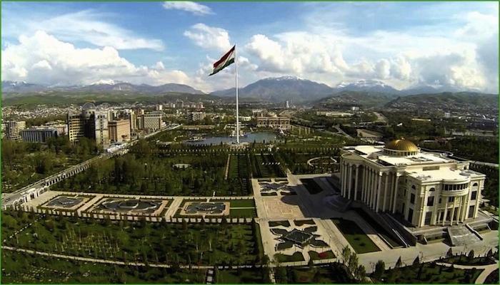 Сколько времени длится перелет Москва – Душанбе