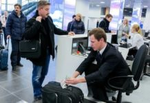 Как происходит процедура сдачи багажа в аэропорту