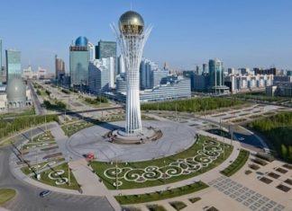 Время полета Москва — Астана