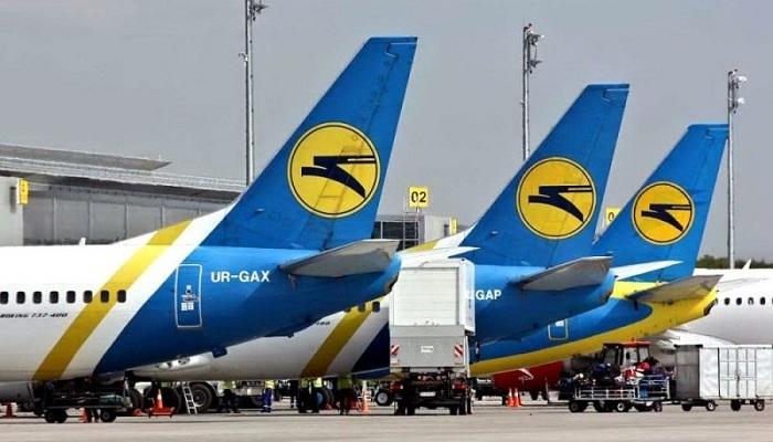 Какими воздушными судами располагает авиалиния