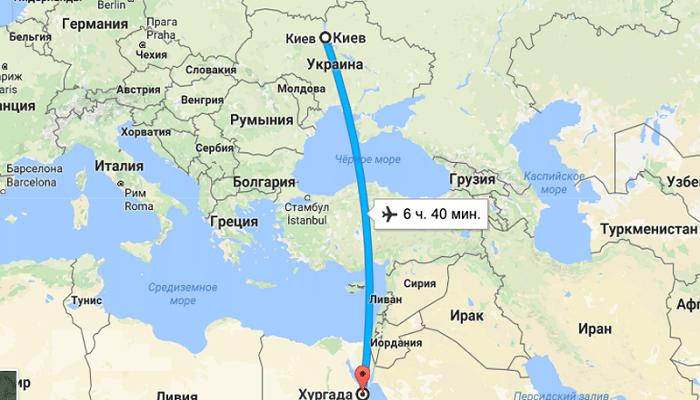 Как добраться из столицы Украины