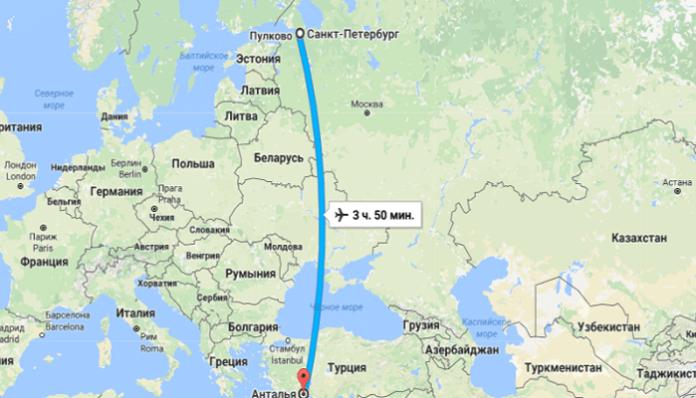 Болгария сколько ехать