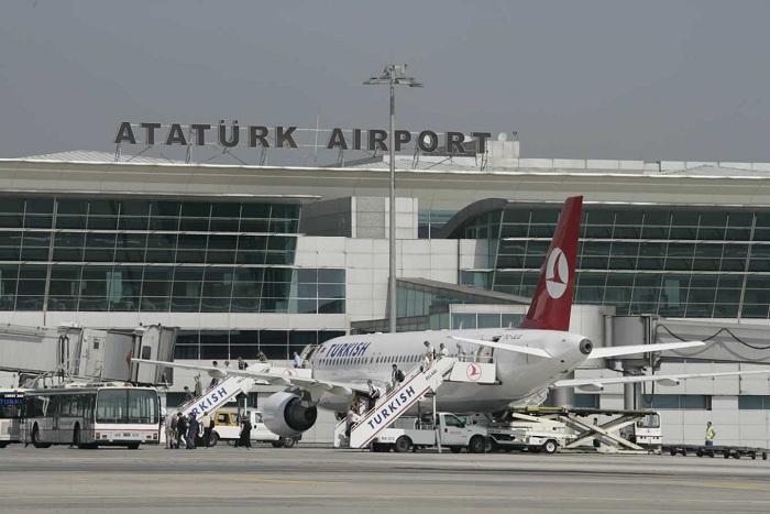Аэропорты и условия обслуживания