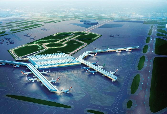 Главные аэропорты Индии