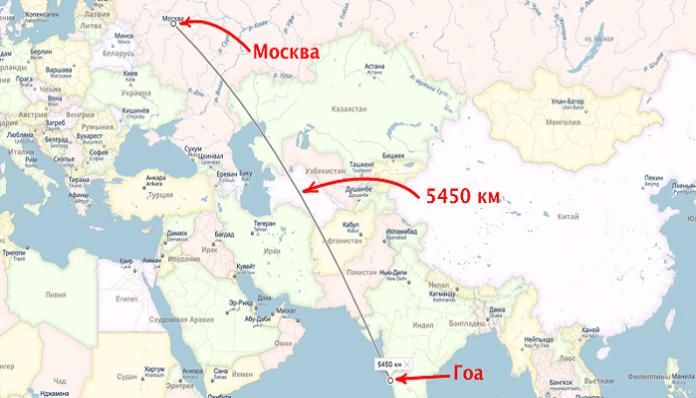 Самуи сколько лететь из москвы прямой рейс