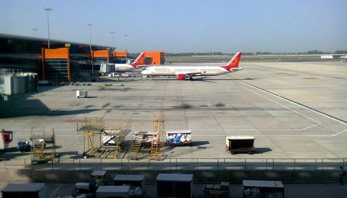 Список международных аэропортов Индии