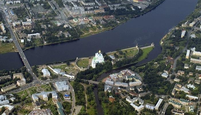 Немного о городе Псков
